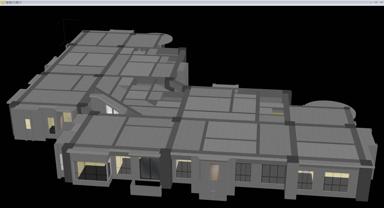 單層建模3D查核